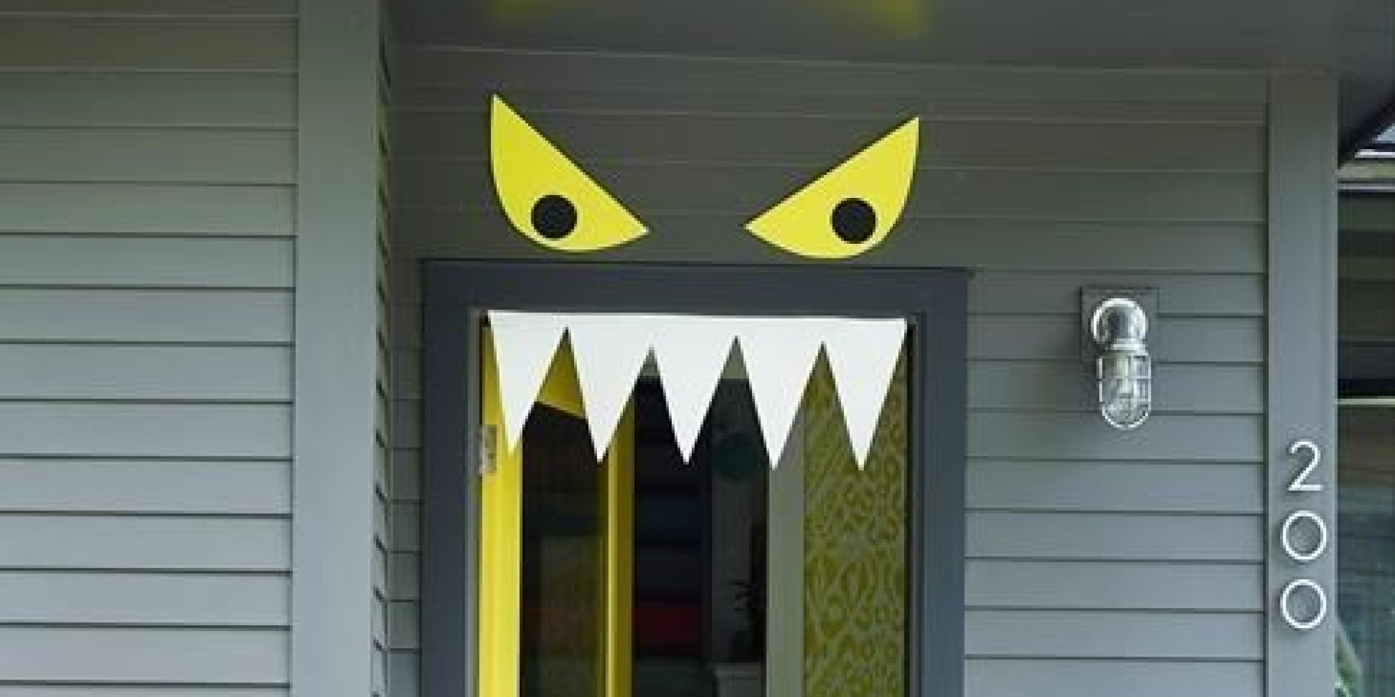 Decorating Ideas > 9 Easy, DIY Halloween Door Decorations For This Month ~ 153254_Halloween Door Ideas School