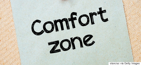 Here Be Dragons (Step Out of Your Comfort Zone)