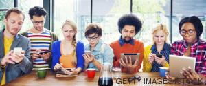 jovenes e internet