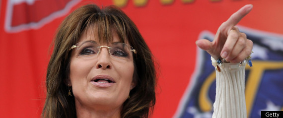 SARAH PALIN BOOK MCGINNISS