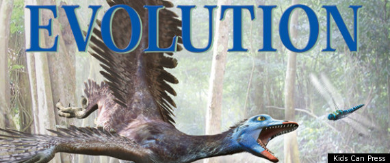 EVOLUTION BOOK FOR KIDS