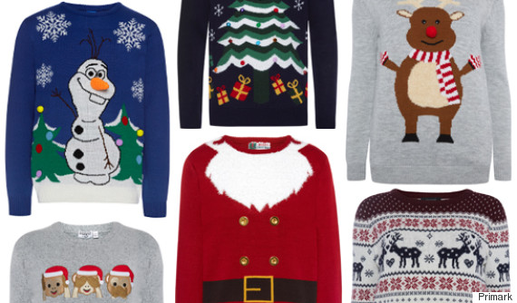 Images Primark Christmas Jumpers 2015: Every Single Style Available This Festive Season | HuffPost UK 1 UK Style