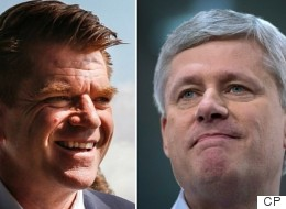'Hold Your Nose' And Vote Harper: Wildrose Tells Alberta