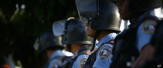 PUERTO RICAN POLICE