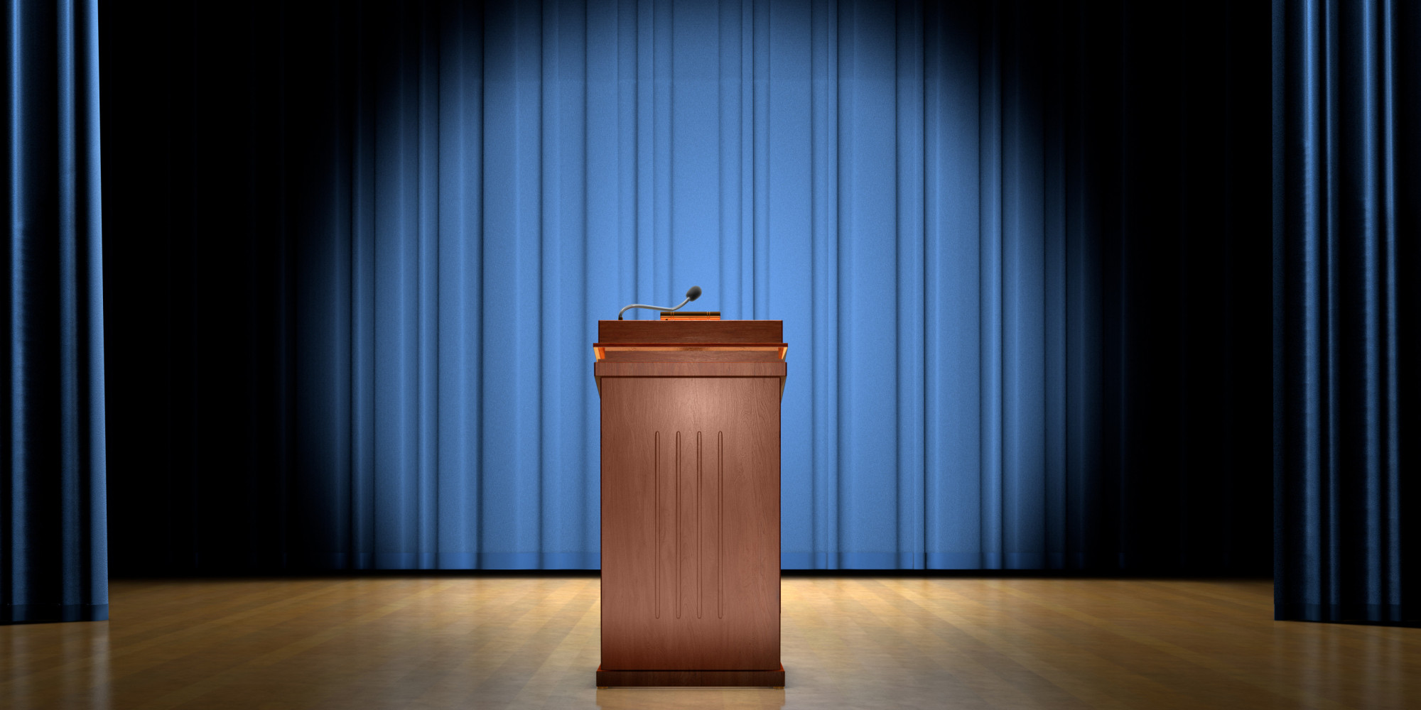 The Power of an Empty Podium | HuffPost