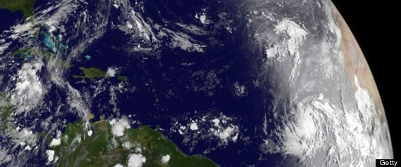NASA SATELLITE EARTH