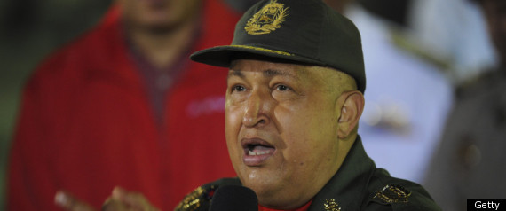 Venezuela Hugo Chavez Cancer Treatment