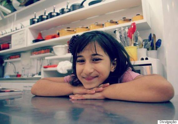 refugiados síria culinária
