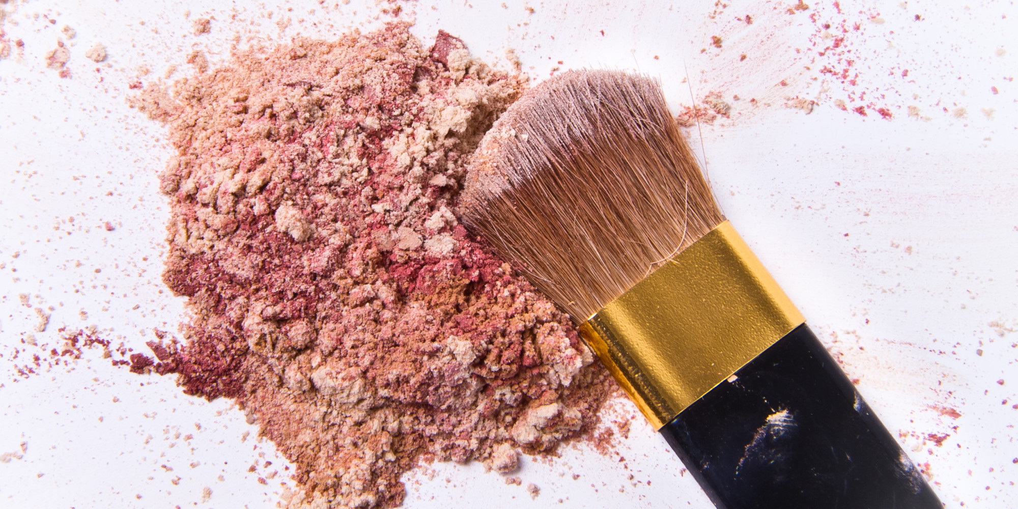 How to fix broken powder makeup with alcohol in four simple steps - How To Fix Broken Powder Makeup With Alcohol In Four Simple Steps Huffpost Uk