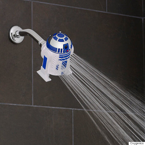 r2d2 3spray showerhead