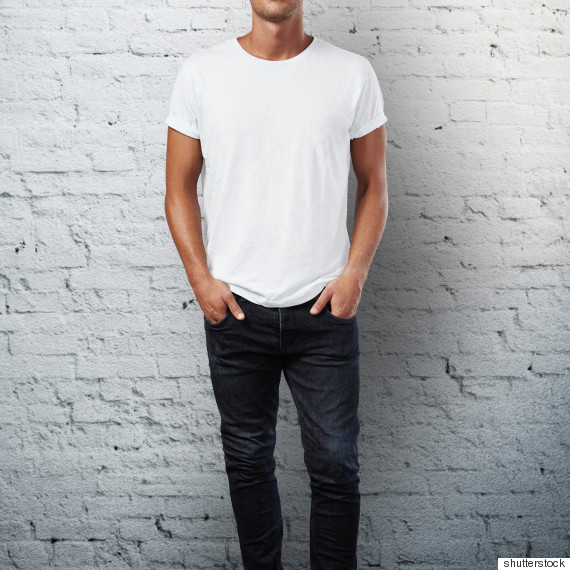 How To Get Rid Of Sweat Stains On White T-Shirts | HuffPost UK