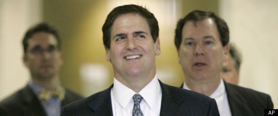 MARK CUBAN TAXES
