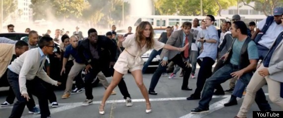 Jennifer Lopez Papi Music Video