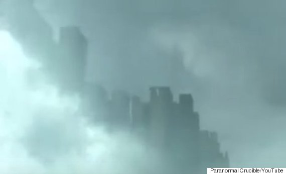 china floating city