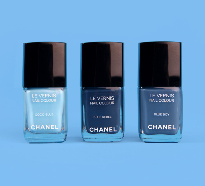 Les Jeans De Chanel Nail Polish: Beauty Lab