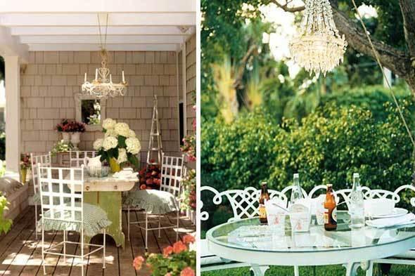 Bright Idea Chandelier The Porch