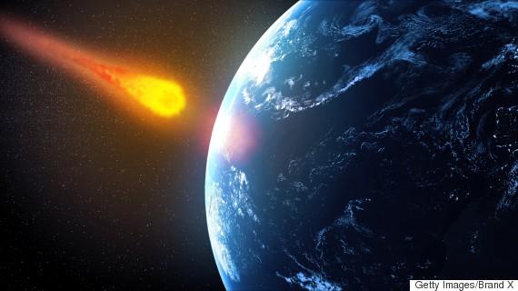 asteroid earth