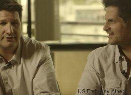 Βλάσης και Τσάρλι Παρλαπανίδης: Τα δύο αδέρφια που κατέκτησαν το Hollywood με την ιστορία των Τιτάνων