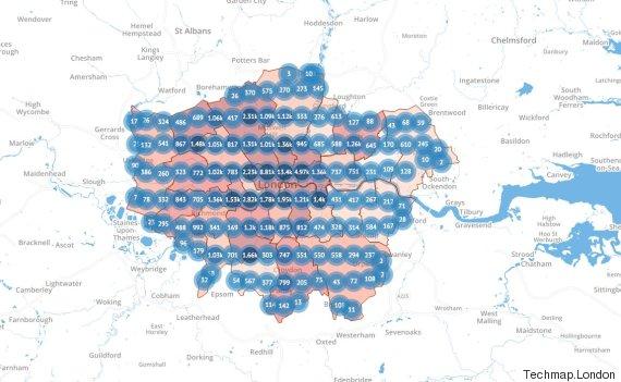 techmap london