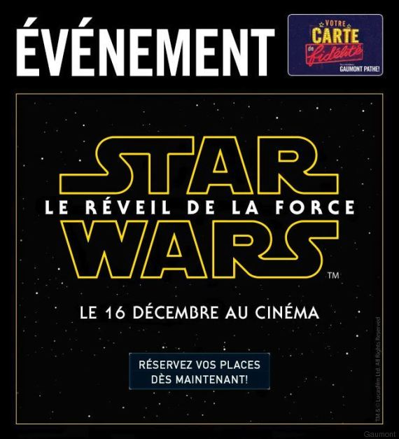 star wars 7 reservation