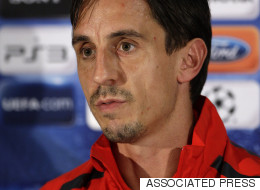 Neville for England? Not Any More