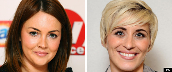 Lacey Turner And Vicky Mcclure
