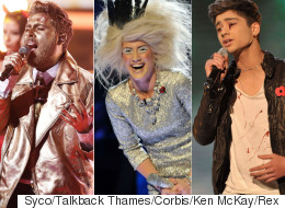 Spookiest 'X Factor' Halloween Performances