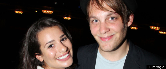 Lea Michele Theo Stockman Break Up