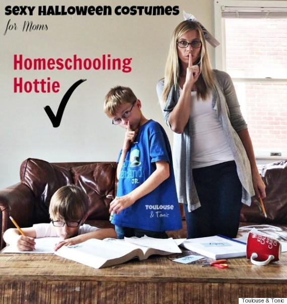 whats her naughty secret shell never tell and neither will you when youre wearing our homeschooling hottie costume no need to study the sexy features - Naughty Librarian Halloween Costume