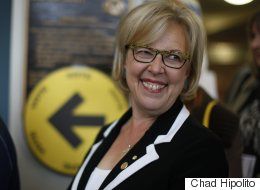Green Party Holds On To Elizabeth May's Seat