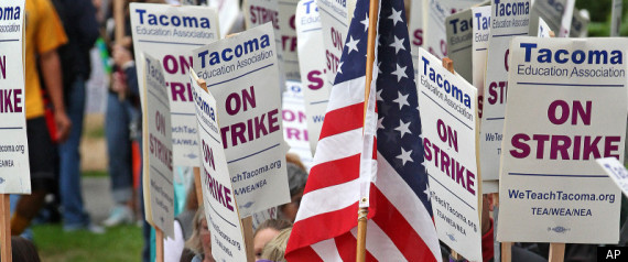 Tacoma Teachers Strike