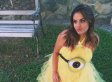 Girl Rocks Minions Dress, Owns Prom