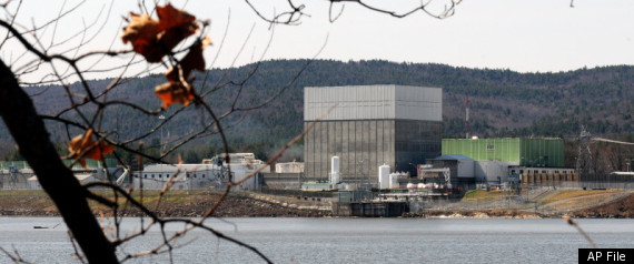VERMONT YANKEE NUCLEAR PLANT CORPORATE OFFICE FIRE