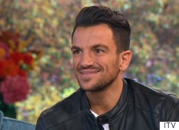 Peter Andre Reveals Surprise At 'Strictly' Weight Loss