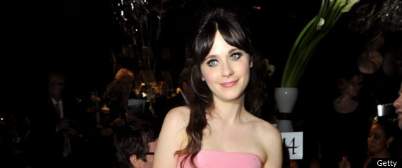 Zooey Deschanel Sings