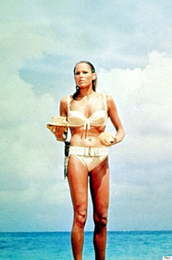 bond girl 1962