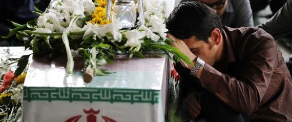 IRAN DEATH