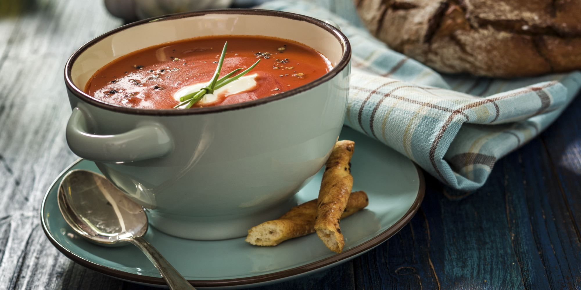 Delicious slow cooker soup recipes for fall huffpost for Delicious slow cooker soup recipes