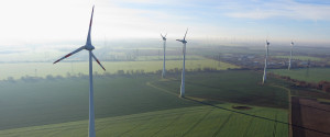 wind farm germany