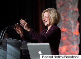 Notley Says 'Online Threats' Are Part Of The Job
