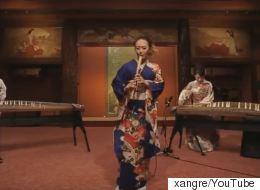 Michael Jackson Played On Classical Japanese Instruments Is Like Nothing You've Ever Heard