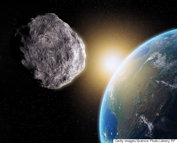 Earth Could Be Hurtling Through Asteroid And Comet Shower ...