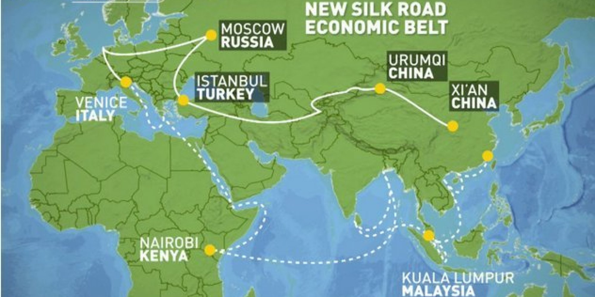 Why China's Belt and Road Plan Is the Best Way to Lift the Global ...
