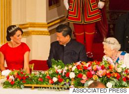 Kate Middleton Stuns During First State Banquet