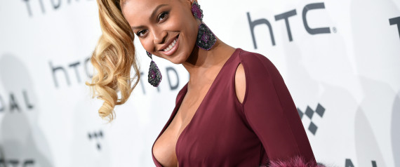 BEYONCE DECOLLETE