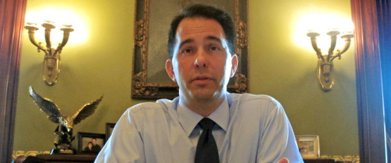 SCOTT WALKER JOBS UNEMPLOYED