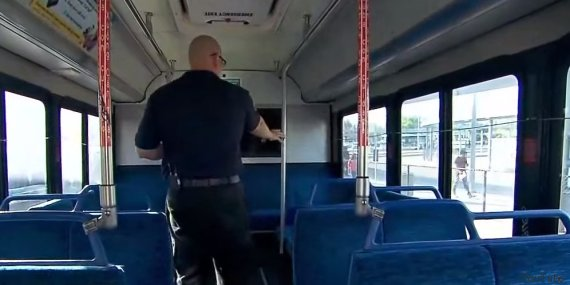 busfahrer junge
