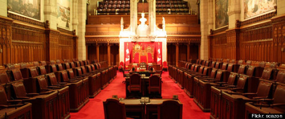 THE CANADIAN SENATE