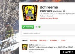 D.C. Encrypts Police Radios, Will Filter Fire/EMS Twitter Feed