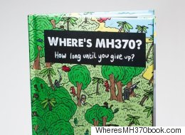 'Going To Hell' Author Creates Where's Wally? Parody Book About MH370
